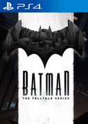 Cover zu Batman: The Telltale Series - PlayStation 4