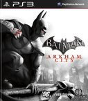 Cover zu Batman: Arkham City - PlayStation 3