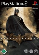 Cover zu Batman Begins - PlayStation 2