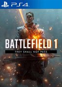 Cover zu Battlefield 1: They Shall Not Pass - PlayStation 4