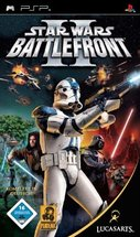 Cover zu Star Wars: Battlefront II - PSP