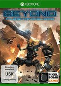 Cover zu Beyond Flesh and Blood - Xbox One