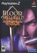 Cover zu Blood Will Tell - PlayStation 2