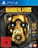 Cover zu Borderlands: The Handsome Collection - PlayStation 4