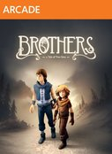 Cover zu Brothers: A Tale of Two Sons - Xbox 360
