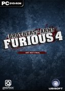 Cover zu Brothers in Arms: Furious 4 - PlayStation 3