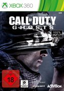 Cover zu Call of Duty: Ghosts - Xbox 360