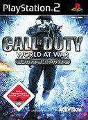 Cover zu Call of Duty: World at War - PlayStation 2