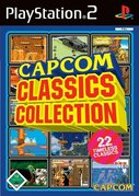 Cover zu Capcom Classics Collection - PlayStation 2
