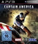 Cover zu Captain America: Super Soldier - PlayStation 3