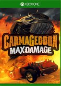 Cover zu Carmageddon: Max Damage - Xbox One