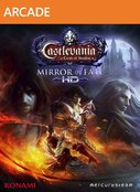 Cover zu Castlevania: Lords of Shadow - Mirror of Fate HD - Xbox Live Arcade