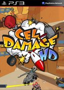 Cover zu Cel Damage HD - PlayStation 3