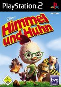 Cover zu Chicken Little: Himmel und Huhn - PlayStation 2