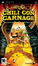 Cover zu Chili Con Carnage - PSP