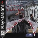 Cover zu Clock Tower - PlayStation