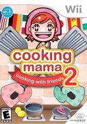Cover zu Cooking Mama 2: Dinner with Friends - Wii
