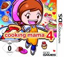 Cover zu Cooking Mama 4 - Nintendo 3DS
