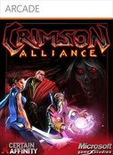 Cover zu Crimson Alliance - Xbox 360