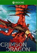 Cover zu Crimson Dragon - Xbox One