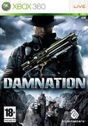 Cover zu Damnation - Xbox 360