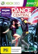 Cover zu Dance Central - Xbox 360