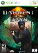 Cover zu Darkest Of Days - Xbox 360