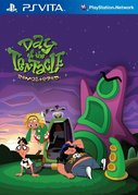 Cover zu Day of the Tentacle Remastered - PS Vita