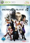 Cover zu Dead or Alive 4 - Xbox 360