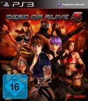 Cover zu Dead Or Alive 5 - PlayStation 3
