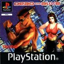 Cover zu Dead or Alive - PlayStation