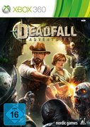 Cover zu Deadfall Adventures - Xbox 360