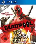 Cover zu Deadpool - PlayStation 4