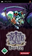 Cover zu Death Jr. 2: Root of Evil - PSP
