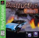 Cover zu Destruction Derby - PlayStation