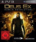 Cover zu Deus Ex: Human Revolution - PlayStation 3