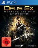 Cover zu Deus Ex: Mankind Divided - PlayStation 4