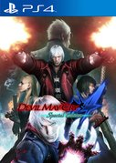 Cover zu Devil May Cry 4: Special Edition - PlayStation 4