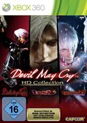 Cover zu Devil May Cry HD Collection - Xbox 360