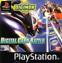 Cover zu Digimon Digital Card Battle - PlayStation