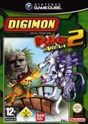 Cover zu Digimon Rumble Arena 2 - GameCube