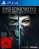 Cover zu Dishonored 2: Das Vermächtnis der Maske - PlayStation 4