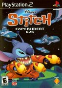 Cover zu Lilo & Stitch: Experiment 626 - PlayStation 2