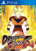 Cover zu Dragon Ball Fighter Z - PlayStation 4