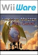 Cover zu Dragon Master Spell Caster - Wii
