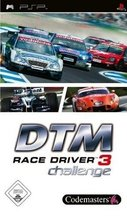 Cover zu DTM Race Driver 3 - PSP
