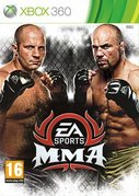 Cover zu EA Sports MMA - Xbox 360