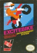 Cover zu Excitebike - NES