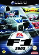 Cover zu F1 2002 - GameCube