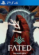 Cover zu Fated: The Silent Oath - PlayStation 4